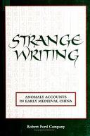 Strange Writing