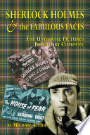 Sherlock Holmes   the Fabulous Faces   The Universal Pictures Repertory Company