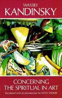 Concerning the Spiritual in Art Pdf/ePub eBook