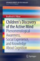 Children   s Discovery of the Active Mind