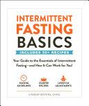Intermittent Fasting Basics Pdf/ePub eBook