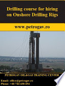 Drilling Course for Hiring on Onshore Drilling Rigs