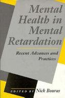 Mental Health in Mental Retardation