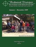 The Redwood Stumper 2009