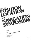 IEEE 1994 Position Location and Navigation Symposium Book