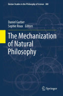Pdf The Mechanization of Natural Philosophy Telecharger