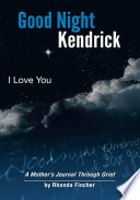 Good Night Kendrick  I Love You Book