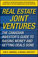 Pdf Real Estate Joint Ventures Telecharger