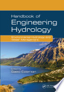 Handbook of Engineering Hydrology Book