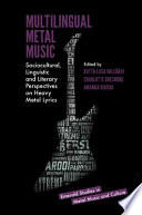 Multilingual Metal Music Book PDF