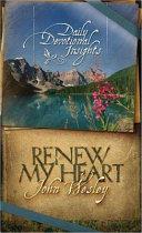 Renew My Heart Book