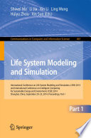 Life System Modeling and Simulation Book