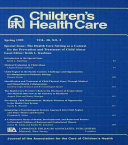 The Health Care Setting As A Context For The Prevention And Treatment Of Child Abuse Book PDF