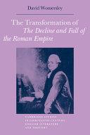 The Decline And Fall Of The Roman Empire Pdf/ePub eBook