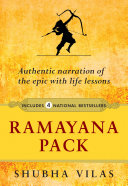 Ramayana Pack  4 Volumes