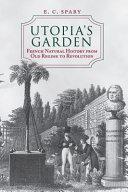 Pdf Utopia's Garden Telecharger