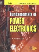 Fundamentals Of Power Electronics  1E