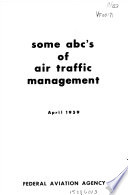 Some Abc's of Air Traffic Management