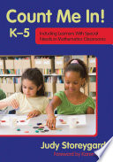 Count Me In  K 5