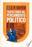 Trayectoria del pensamiento político