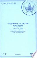 Fragments Du Puzzle Americain