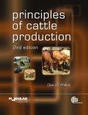 Principles of Cattle Production [Pdf/ePub] eBook