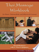 Thai Massage Workbook Book