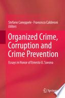 Organized Crime  Corruption and Crime Prevention