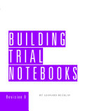 Building Trial Notebooks