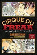 Cirque Du Freak  The Manga  Vol  4