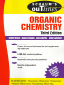 Schaum's Outline of Theory and Problems of Organic Chemistry