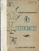 Internacionalización de la Argentina