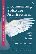 Pdf Documenting Software Architectures Telecharger