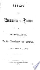 List of the Fish of Maryland