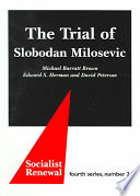 The Trial Of Slobodan Milosevic