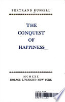 The conquest of happyness