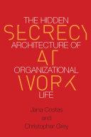 Secrecy at Work