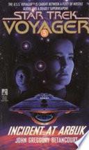 St Voyager  5 Incident At Arbuk Book
