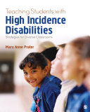Teaching Students With High Incidence Disabilities