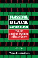 Classical Black Nationalism