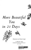 Eileen Ford s a More Beautiful You in 21 Days