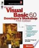 Microsoft Visual Basic 6 0 Developer S Workshop