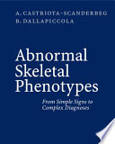 Abnormal Skeletal Phenotypes
