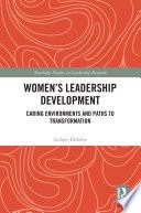 Women S Leadership Development