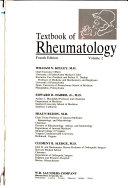 Textbook of Rheumatology Book