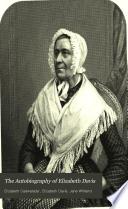 The autobiography of Elizabeth Davis, a Balaclava nurse, daughter of Dafydd Cadwaladyr, ed. by J. Williams