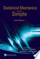 Statistical Mechanics Made Simple