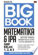 Big Book Matematika & IPA