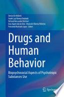 Drugs and Human Behavior
