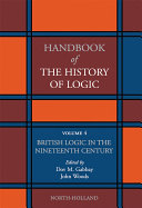 British Logic in the Nineteenth Century [Pdf/ePub] eBook